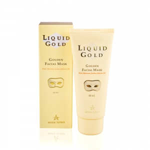 Golden Facial Mask